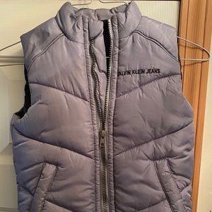 Boys winter vest